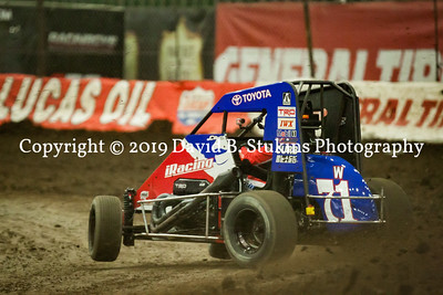 Thursday Chili Bowl 2018