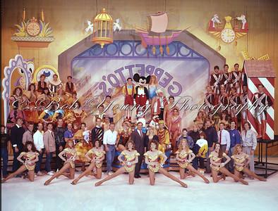 Ice Capades- Disney on Ice