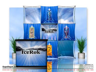 Icerok, Xpressions Xpress Kit B Rendering http://expodepot.com/xpressions-xpress-c-510.html