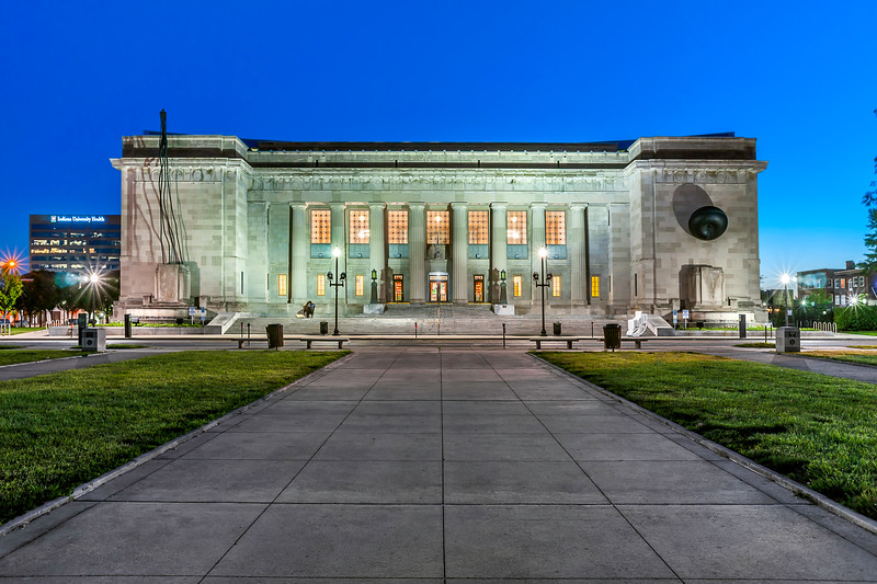 003-Indianapolis Public Library