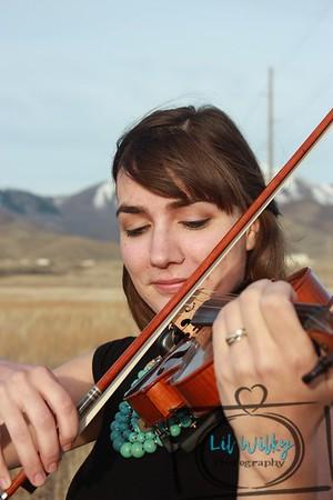 McAllister {Violin}