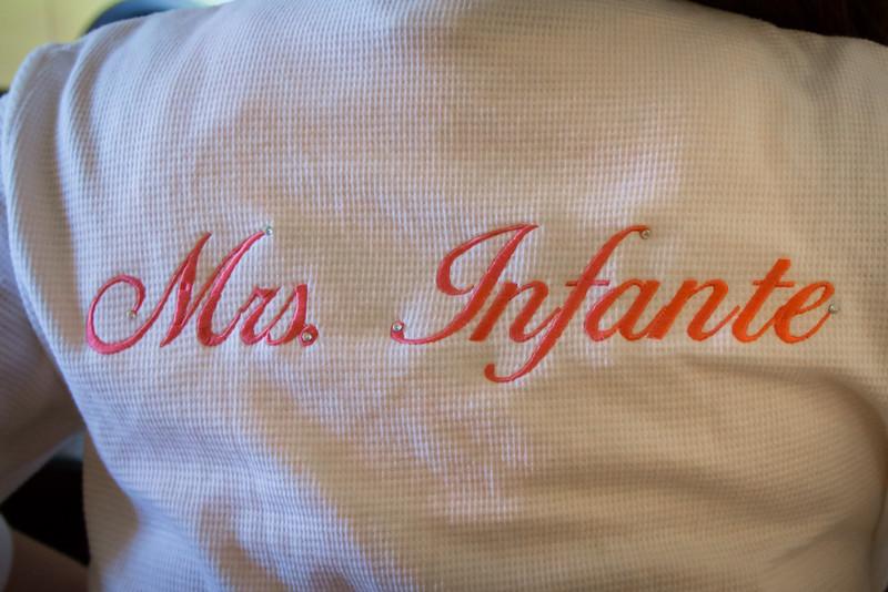 Infante wedding
