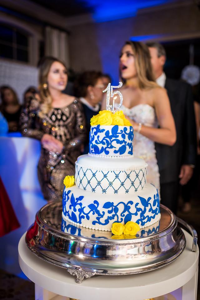 Isabella & Daddy dance & Birthday Cake