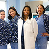 Juanita Taylor, DDS : Caring Smiles For You: A dental practice photoshoot for Doctor of Dentistry Magazine, September, 2009 issue.
