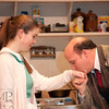 """William Inge's Bus Stop - Top shots from the dress rehearsal of William Inge's """"Bus Stop"""" at Beatrice Herford's Vokes Theatre in Wayland MA."""