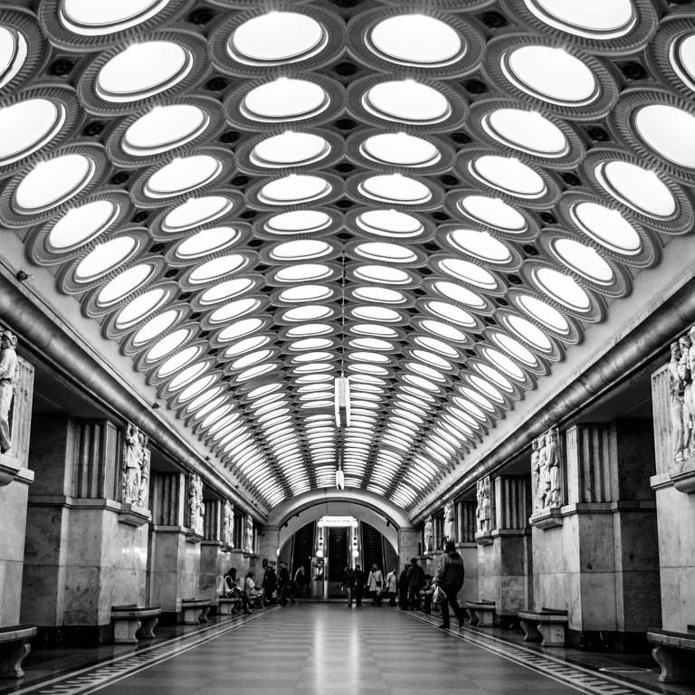 Electrozavodskaya Station, Moscow