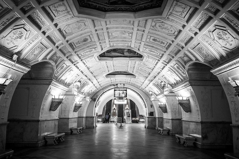 Belorusskaya Station, Moscow