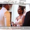 Kristen and Larry Wedding Highlight