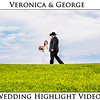 Veronica and George Highlight Video