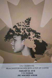 Black History Month & JI Live Pop-up Coffee