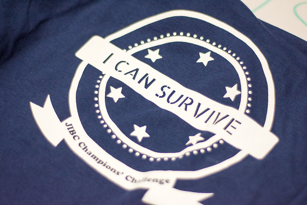 I Can Survive - Calling All Champions