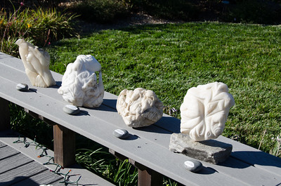 Stone Carving by Jack Wikse