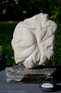 Apeiron - Stone Carving by Jack Wikse