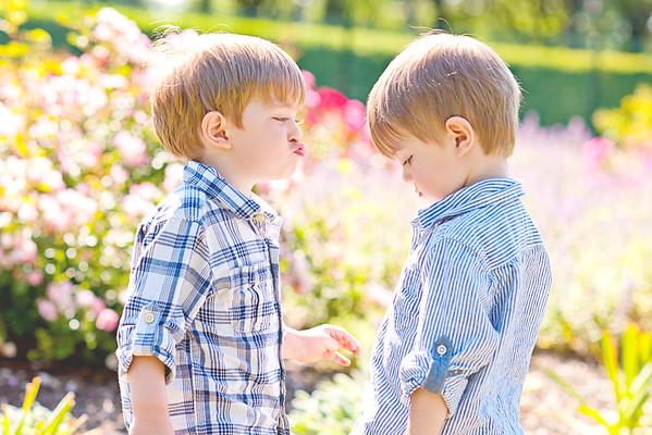 Jacob & Noah - {2 yrs old}