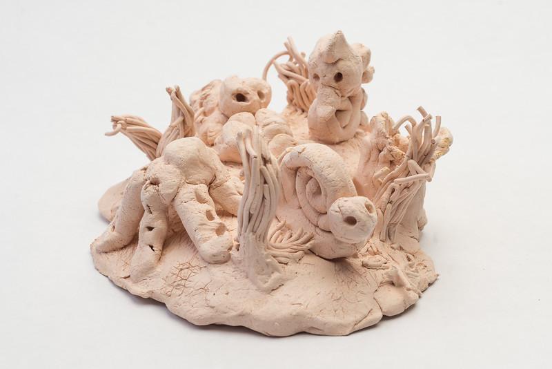 Jana Kenney Kids Ceramics 2017 - Val Dostalek