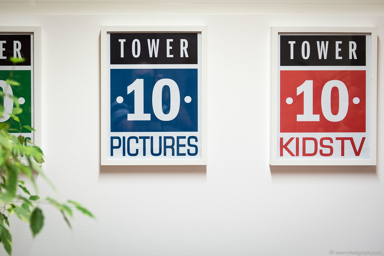 Tower 10 Produktionsstudio von Thomas Brezina