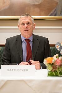 Franz Sattlecker, Geschäftsführer Schloß Schönbrunn Kultur- und Betriebsges.m.b.H.
