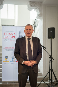 Franz Sattlecker Geschäftsführer Schloß Schönbrunn Kultur- und Betriebsges.m.b.H.