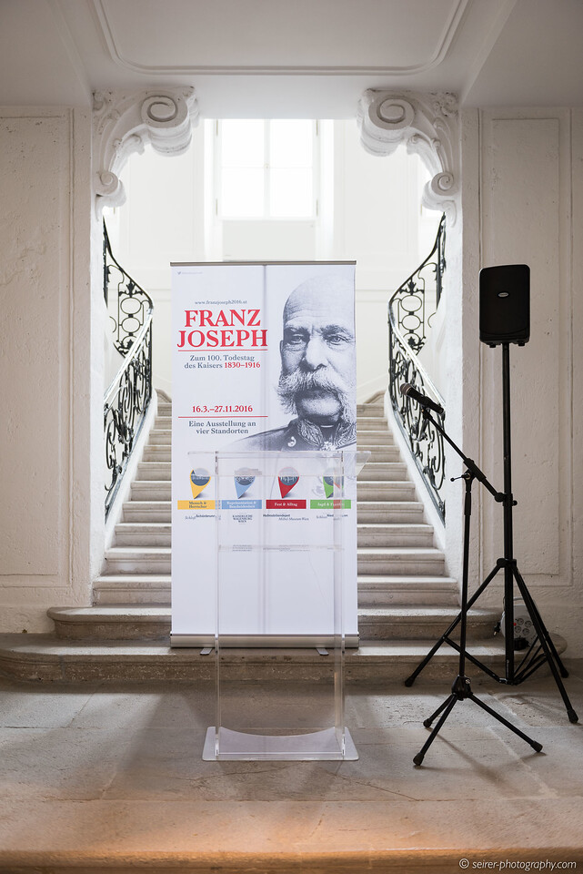 """Eröffnung der Ausstellung """"Jagd & Freizeit"""""""