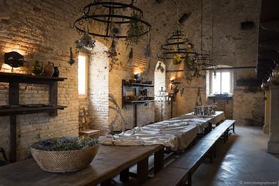 Eine der wenigen erhaltenen und funktionstüchtigen Wildküchen