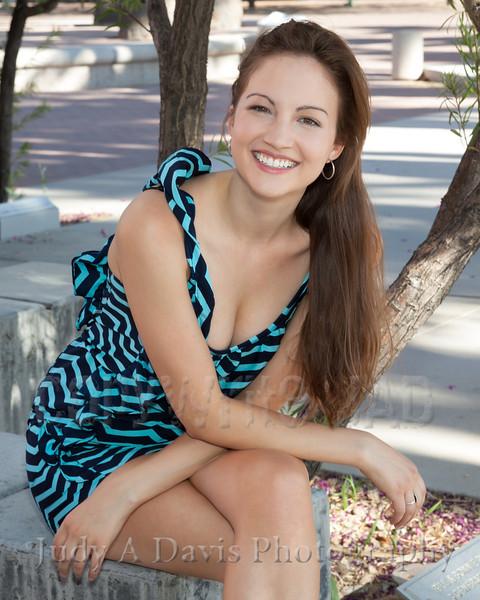 Senior Portraits, Judy A Davis Photography, University of Arizona, Tucson, Arizona