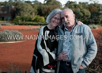 Grandparents Family Portrait Series
