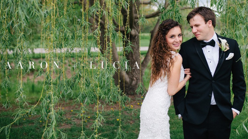Jenifer + Aaron: Wedding Short Film @ White Eagle Golf Club Naperville, IL_V1