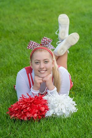 Jessica D Senior