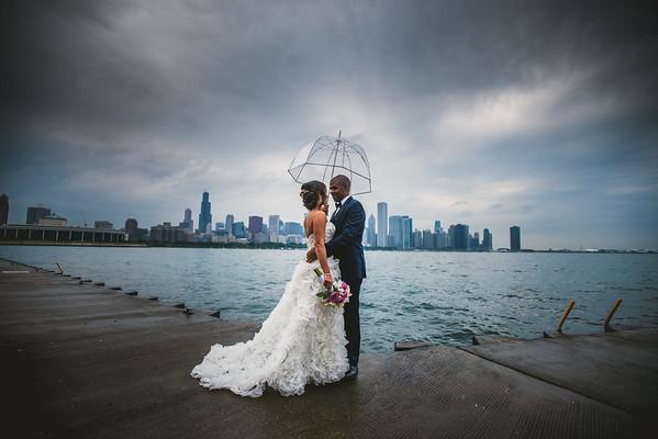 Jessica & Kwesi :: married!
