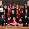 Jim Schrage Family : Christmas eve family photo session