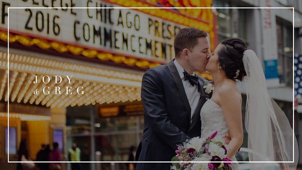 Jody + Greg: Wedding Feature Film @ Ovation - Chicago, IL_V3