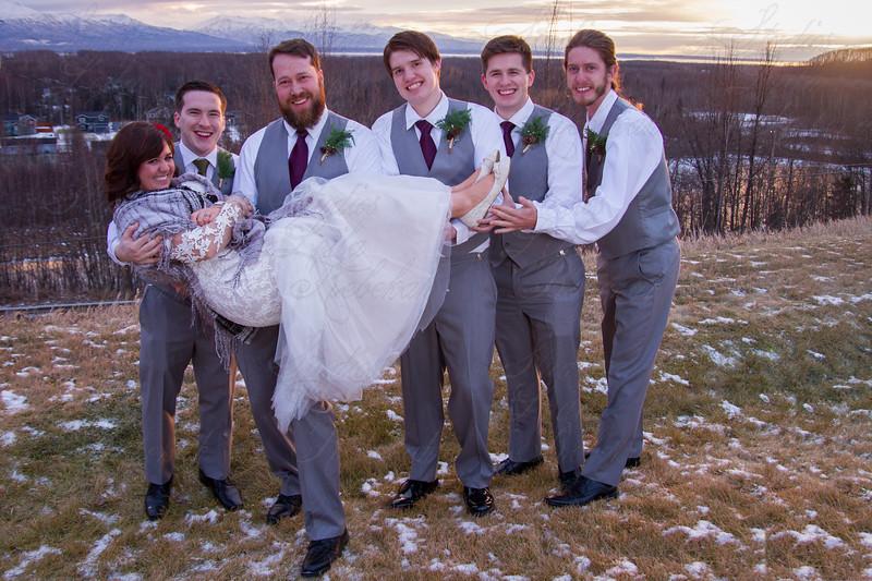 BrideNGroomsmen