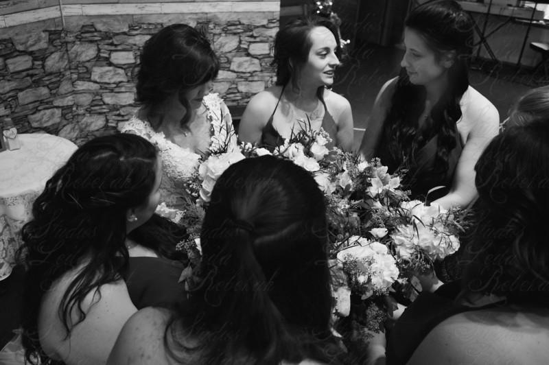 BridesmaidCircleBWSS