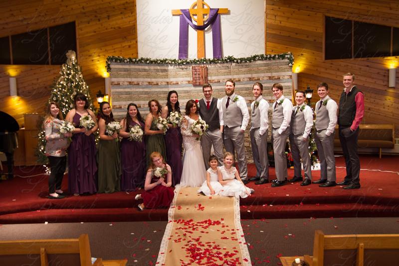 WeddingPartywEvans