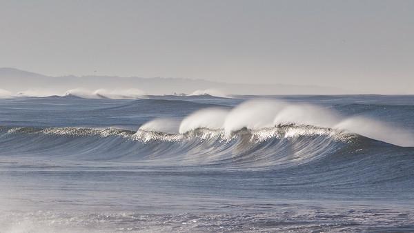 Undulating Ocean 7916