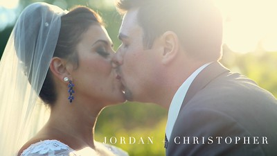 Jordan + Christopher: Wedding Short Film @ St. John's Lutheran Church and Embassy Suites - Naperville, IL _v4