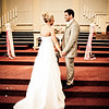 Jordan & Jordan : Wedding: University Church at Purdue University, W. Lafayette, IN. Reception: Lafayette Theater, Lafayette, IN.