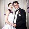 Joyce & Taylor : Wedding & reception at the Riverwalk.