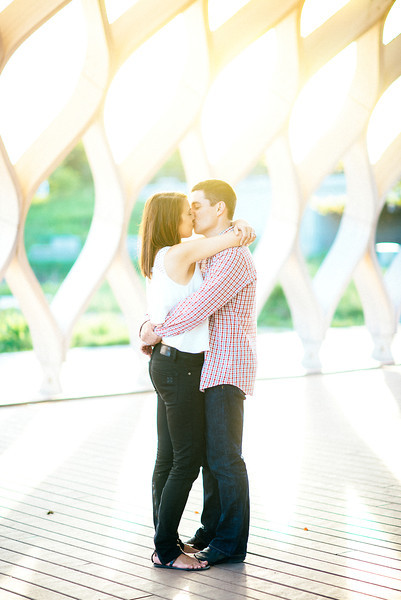 Julia & Andrew: {engaged}!