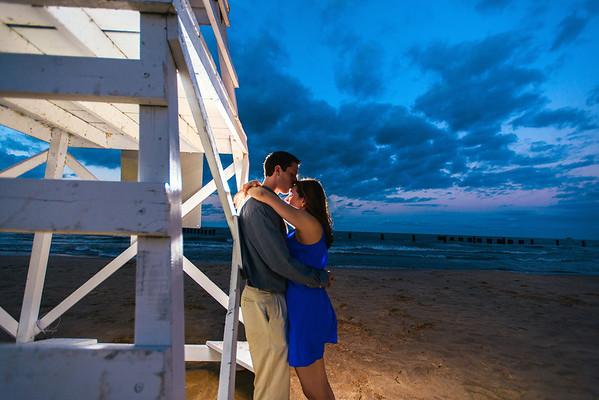Julia & Mike {engaged}!