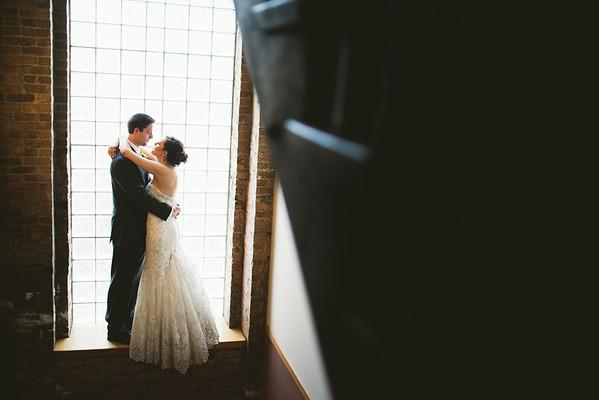 Julia & Mike: {married}!
