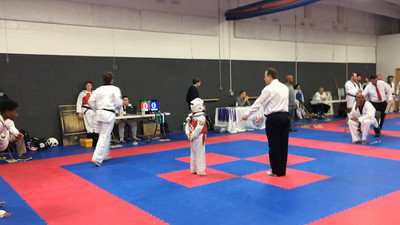 Eden Sparring Round 1 Regular