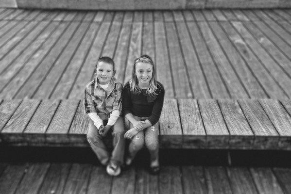 Kadyn and Brad: {Siblings}