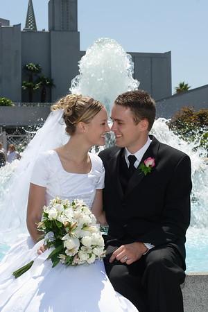 Katherine & Jeff / Oakland LDS Temple