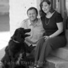 6343bw<br /> Natural Light Family Portraits, Judy A Davis Photography, Tucson, Arizona