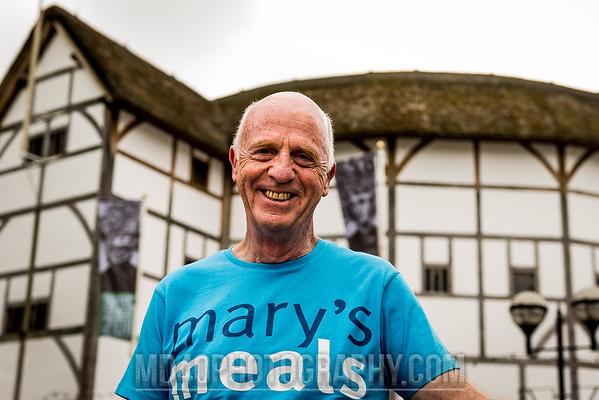 Keith Bartlett - Shakespeare to School Feeding