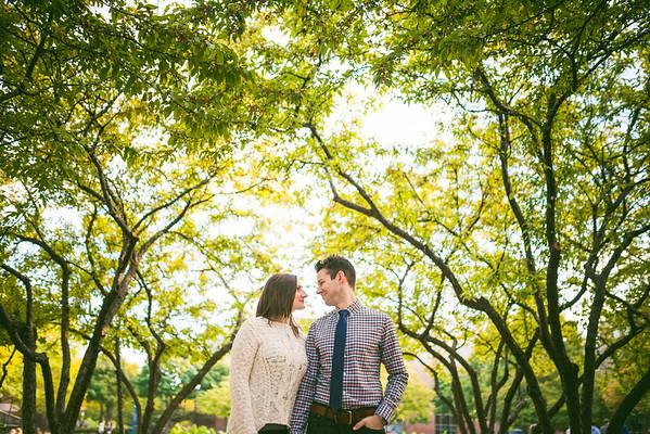 Kelsey & Eddie: {engaged}!