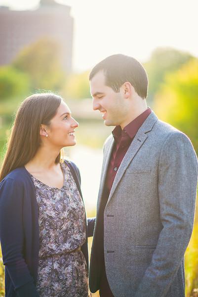 Kelsey & Tim: {engaged}!