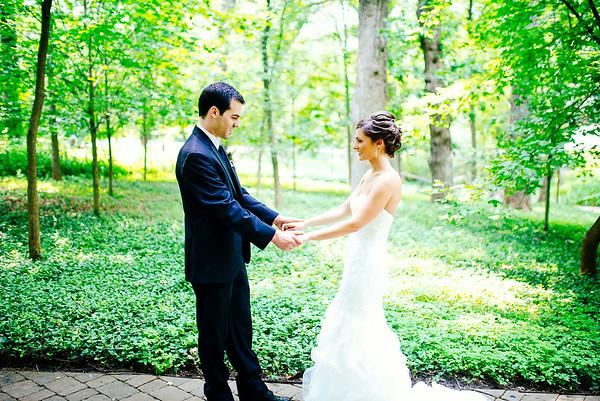 Kelsey & Tim: {married}!