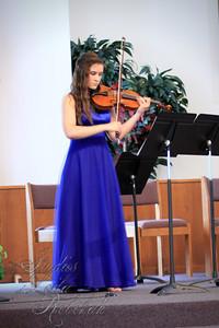 Kerissa's Recital